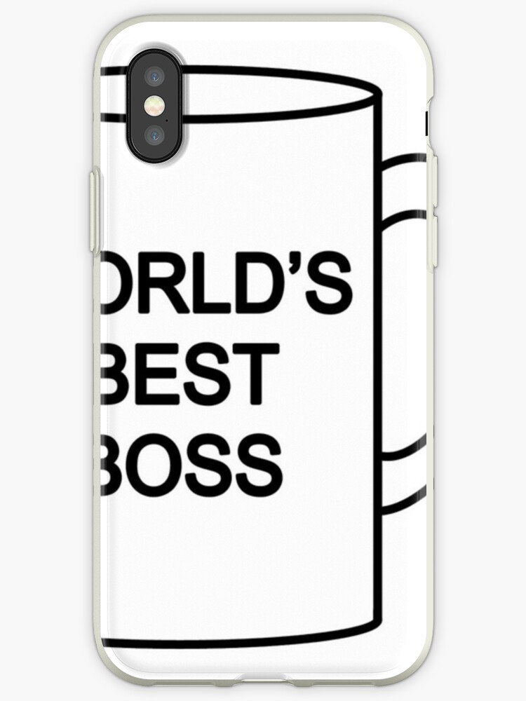 Worlds Best Boss Iphone Cases Covers By Lolhammer
