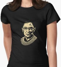 Notorious RBG Women's Fitted T-Shirt