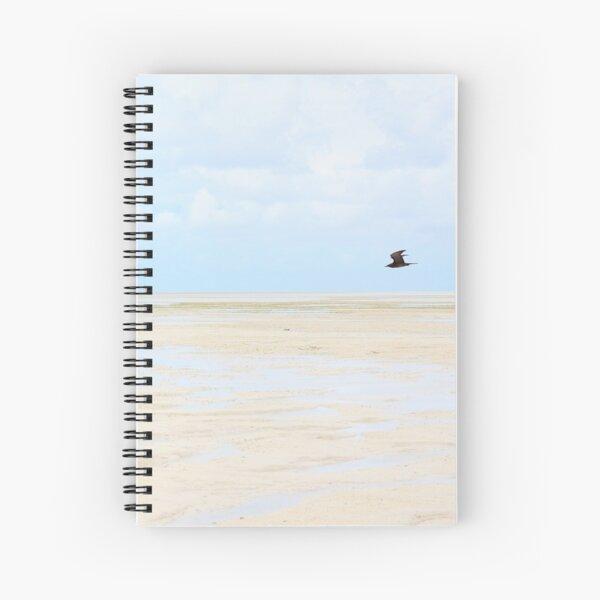 The Getaway Spiral Notebook