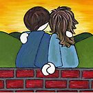 On the Fence by Lisadee Lisa Defazio