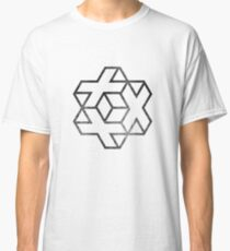 IsoCross - Black  Classic T-Shirt
