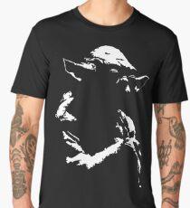 Star Wars Yoda Minimal Men's Premium T-Shirt