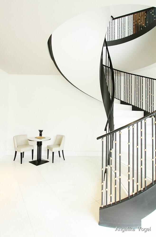 Hotel Waldorf Astoria Berlin by Angelika  Vogel