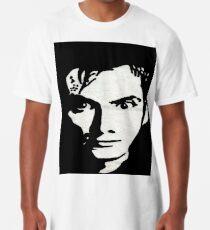 David Tennant Long T-Shirt