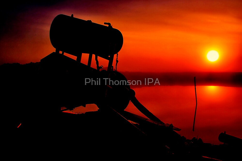 """The Shrouded Sunrise"" by Phil Thomson IPA"