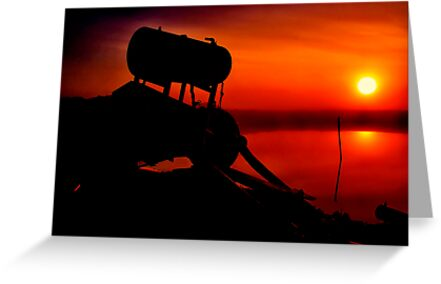 """""""The Shrouded Sunrise"""" by Phil Thomson IPA"""