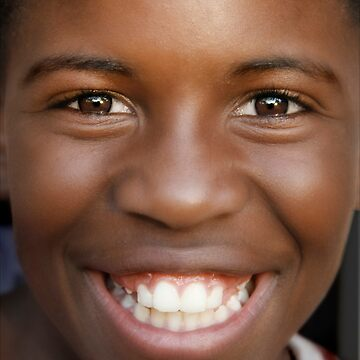 Perfect smile by micklyn