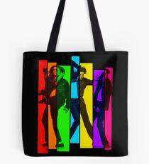 MJ Colors Dark Tote Bag
