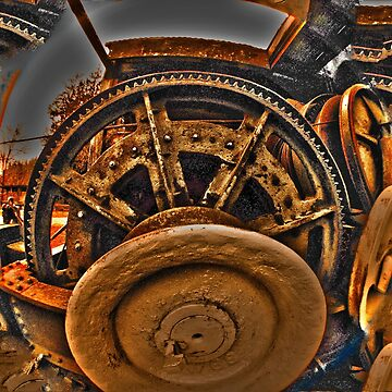 Mechanical Managerie of Gears by claytonbruster