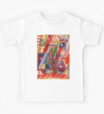 Abstract with jug Kids Tee