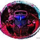 Moonshine Runner by Clayton Bruster