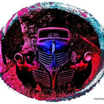 Moonshine Runner by claytonbruster