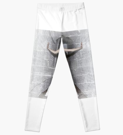 Another Brick In The Wall Leggings