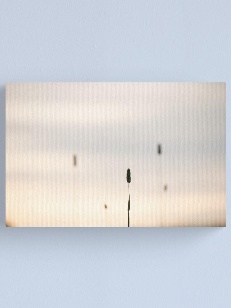 Alternate view of Grasses 4 Canvas Print