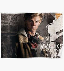 Thomas Brodie-Sangster  , Maze Runner Poster