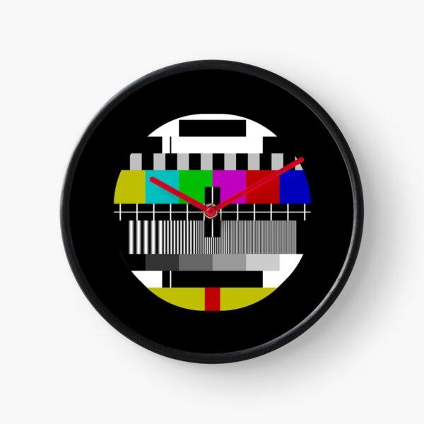 SBS Test Signal Clock