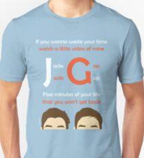 JacksGap Theme Song Unisex T-Shirt
