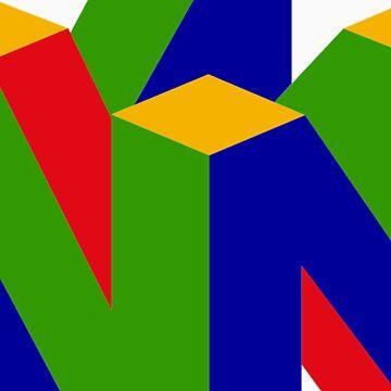 Nintendo 64! Nintendo 64! by imconnorbrown