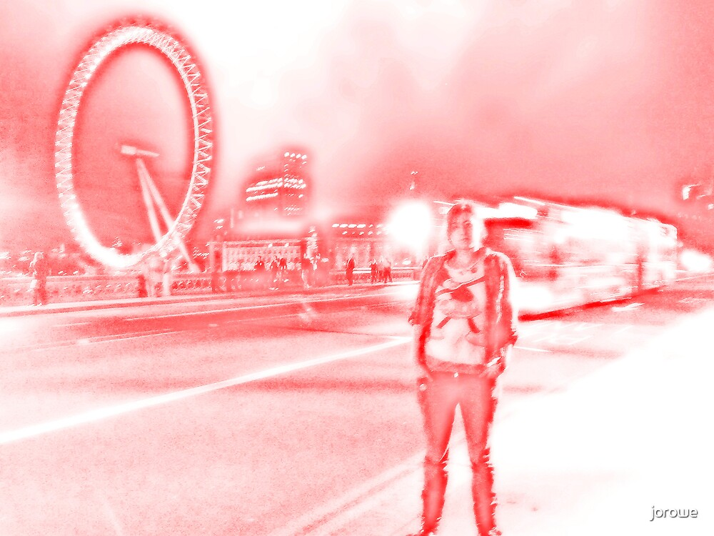 redLDN by jorowe