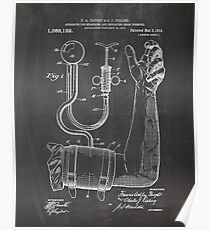 Doctor Patent Posters Poster