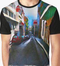 San Juan Street Graphic T-Shirt