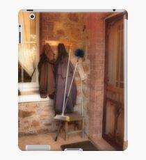 Coats and Brooms iPad Case/Skin