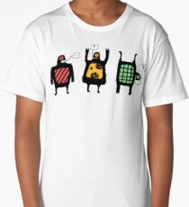 Totem people Long T-Shirt