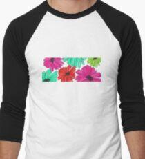 Kikunoie Bloom 5 Men's Baseball ¾ T-Shirt