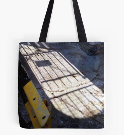 The Gates Of Dawn Tote Bag
