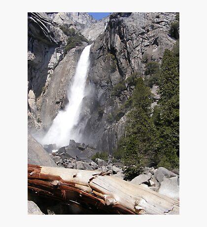 Lower Yosemite Falls Photographic Print