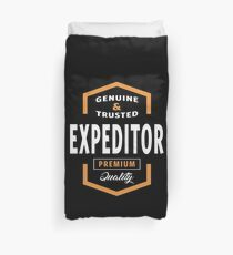 Genuine Expeditor Duvet Cover