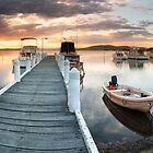 Swansea Jetty by Michael Howard