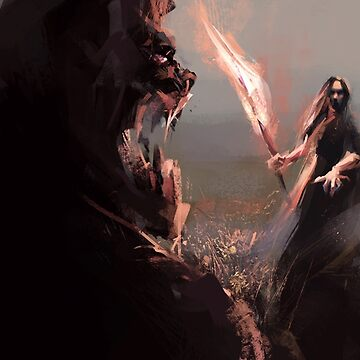 Mighty Witch by nlmda