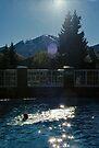 Bald Mountain Ski Area by John Schneider