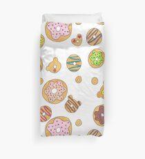 Donuts Duvet Cover