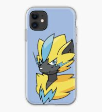 Zeraora bust iPhone Case