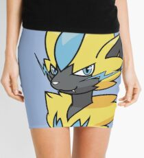 Zeraora bust Mini Skirt