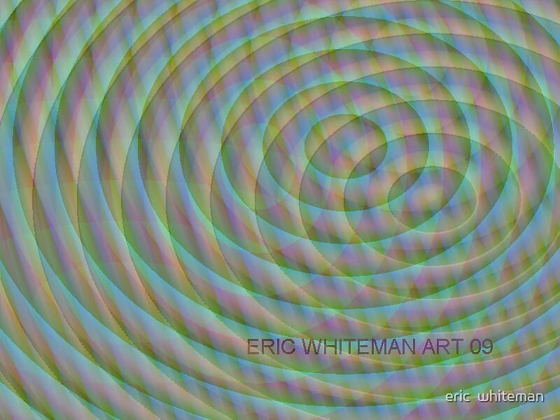 (WACKY WEED) ERIC WHITEMAN ART   by eric  whiteman