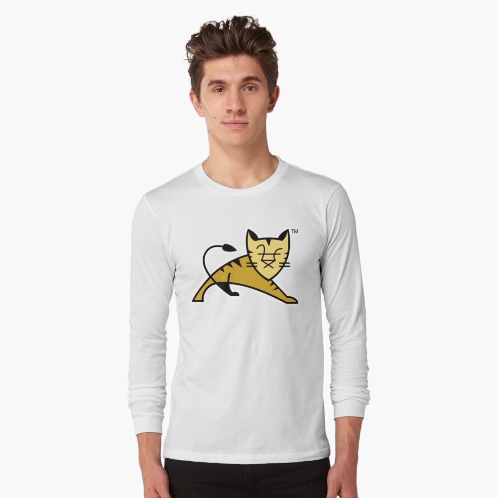 Apache Tomcat Long Sleeve T-Shirt
