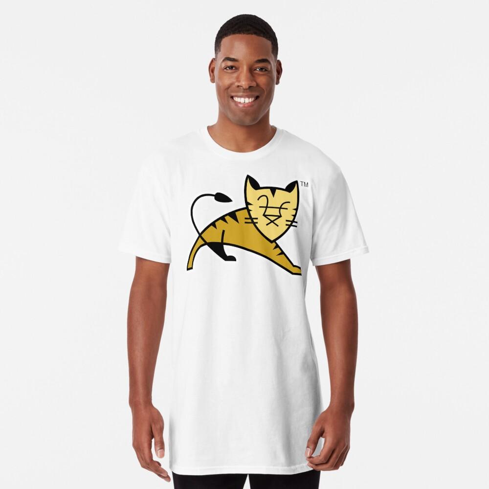 Apache Tomcat Long T-Shirt