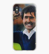 Seve Ballesteros Oil on Canvas iPhone Case