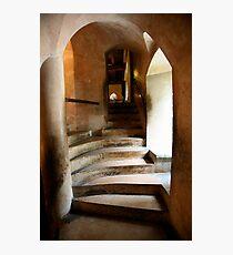 Rustics Stairs Part 2 Photographic Print