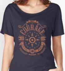 Courage Women's Relaxed Fit T-Shirt