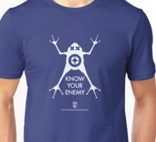 ingress : know your enemy Unisex T-Shirt