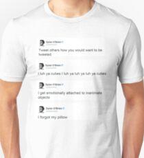 Best of: Dylan O'briens tweets Unisex T-Shirt