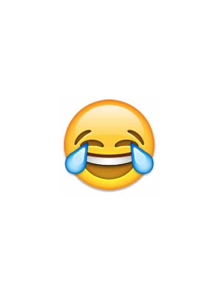 Laughing Emoji von janetgonzalez