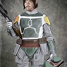 Daryl Fett : Zombie Hunter (Variant A) by SixPixeldesign