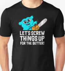 Chainsaw Beebo Unisex T-Shirt