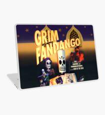 Grim Fandango (High Contrast) Laptop Skin