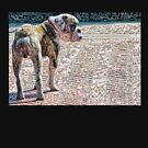 Central Park DOGZ by Ann E.  Chapman